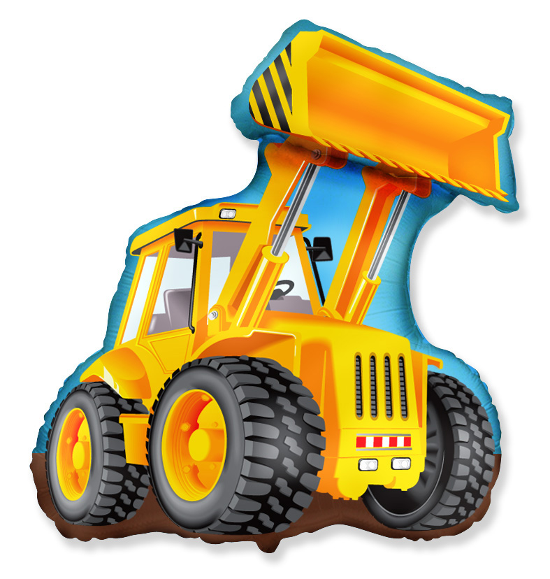 Строительные машины картинки детские