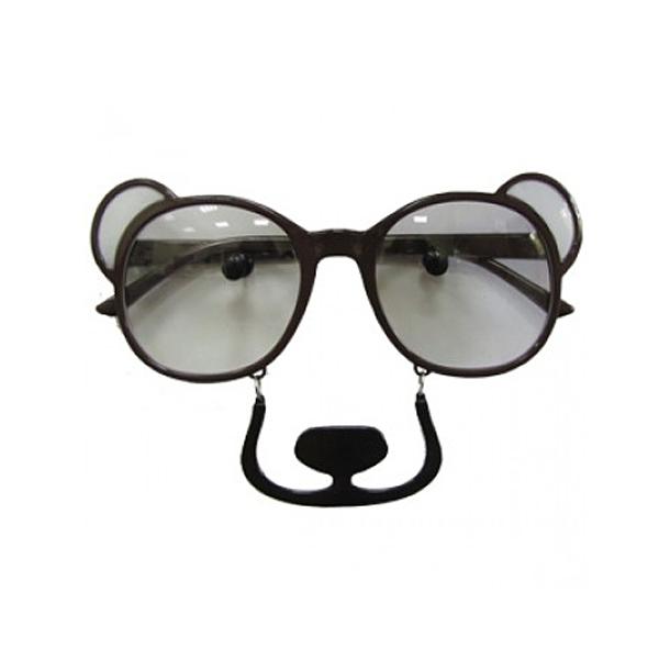 b1e74ccaf61f Очки Мишка карнавальные, маскарадные купить в интернет-магазине или  недорого в ...